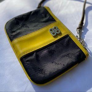 """NW Bosca Leather Wristlet, Sz 5.5""""x3.5"""""""